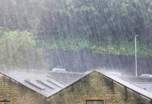 Half the world's yearly rain falls in simply 12 days