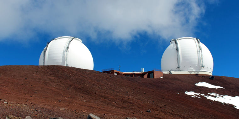 Hawaiian Supreme Court offers consent to huge telescope