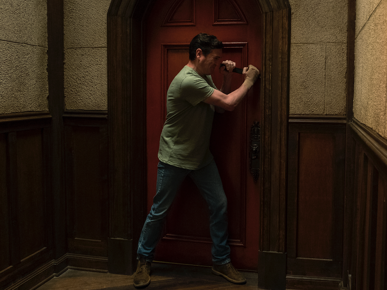 Netflix's 'The Haunting of Hill Home' director describes how he kept the program's greatest secret concealed