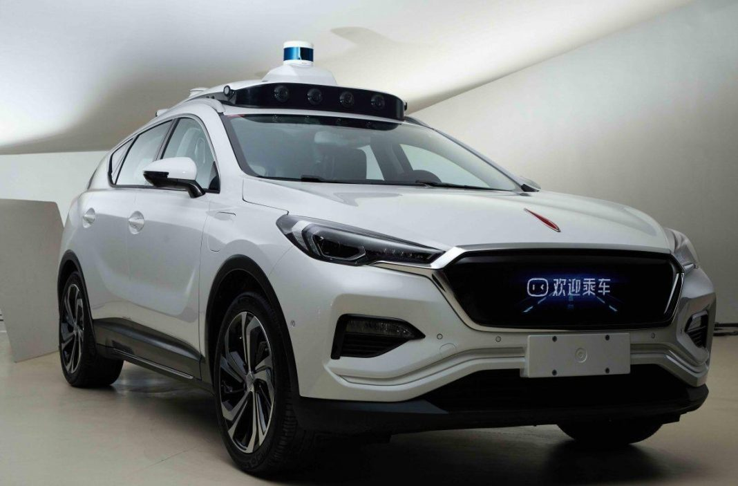 Baidu, Volvo Collaborate For Electric Robo-Taxis In China