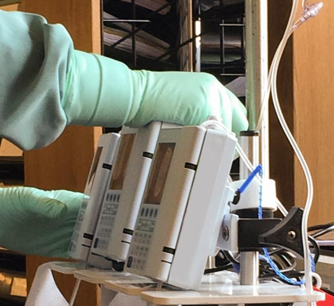 Inside One Scientist's Mission For A Non-Invasive Treatment For Cancer