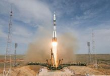 See video from the Russian rocket that failed with NASA astronaut aboard