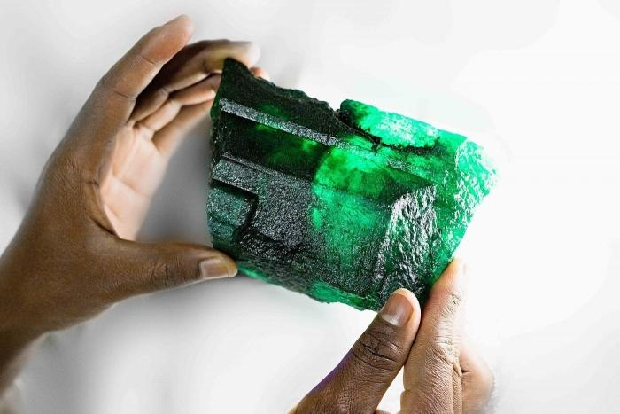 Among World's Largest Emeralds Was Discovered In Africa