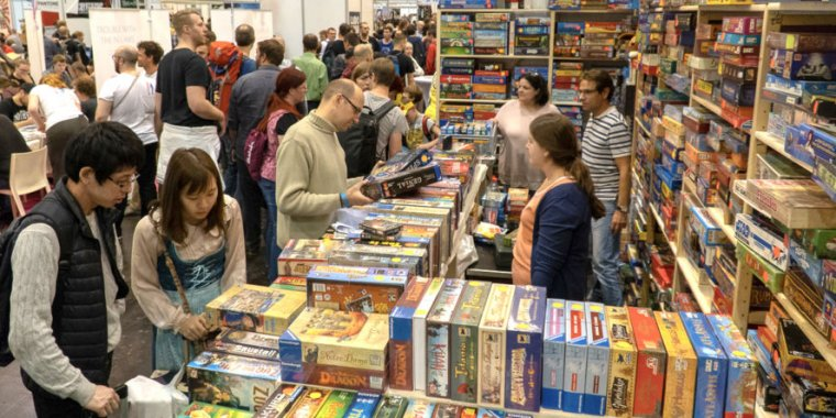 Essen 2018: The very best parlor game from the most significant parlor game con