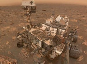 NASA areas Mars surprise at Interest rover work website