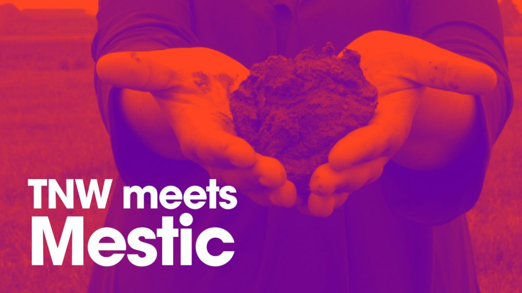 Video: Meet Mestic, the business that makes material out of cow poop