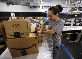 Individuals rage about Amazon's reported choice to divide its HQ2 in between New York City City and Virginia after months of consideration (AMZN)