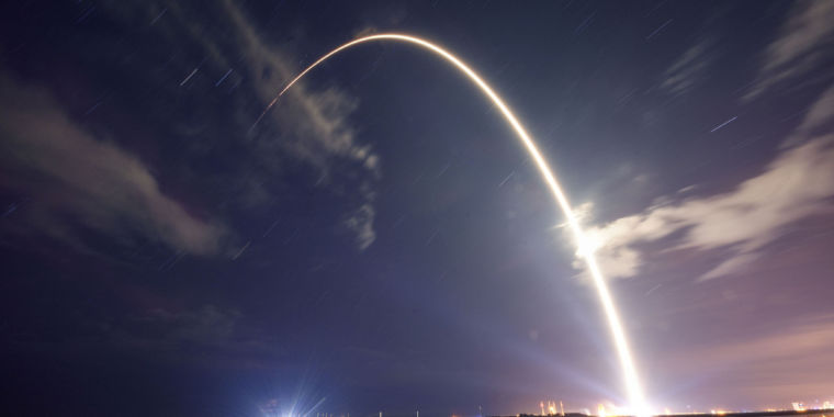 Kazakhstan picks SpaceX over a Russian rocket for satellite launch