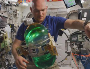 NASA's very first 8K electronic camera on the ISS video