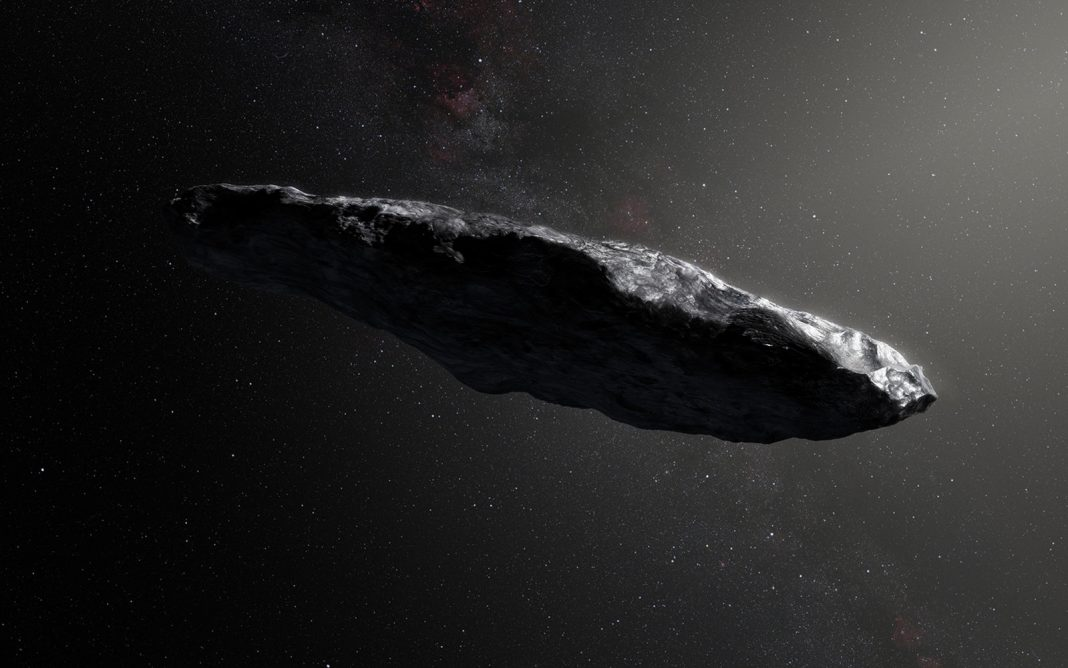 Harvard Researchers State Aliens May Explain Bizarre Interstellar Item 'Oumuamua (However Most Likely Not)