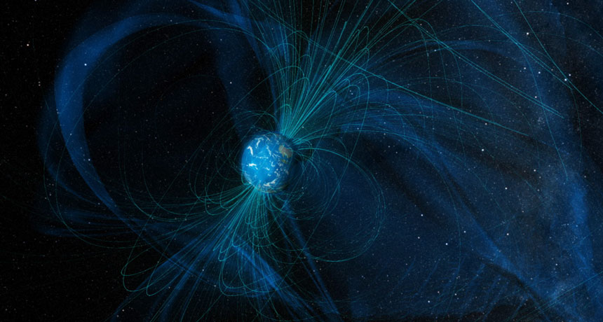 Strange metals might assist unlock secrets of how Earth's electromagnetic field types