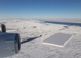 That Rectangle-shaped Iceberg Took a Long, Hazardous Journey