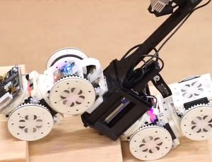 Self-governing shape-shifting robotics have actually shown up (What the Future) video