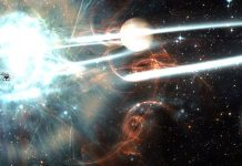 This Star Killed its Buddy and is now Getting away the Galaxy