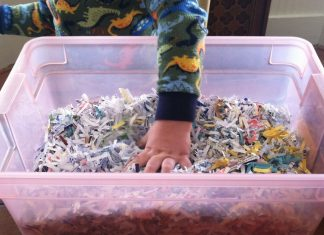 Develop Sensory Bins for Your Young Child With Things You Currently Have