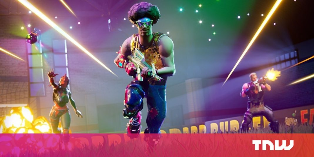 Fortnite's concurrent gamers now number over 8.3 million