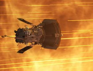 NASA solar probe 'alive and well' after very first encounter with the sun