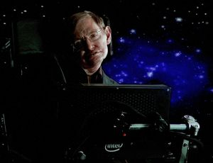 Stephen Hawking's wheelchair, thesis cost over $1.3 million at auction