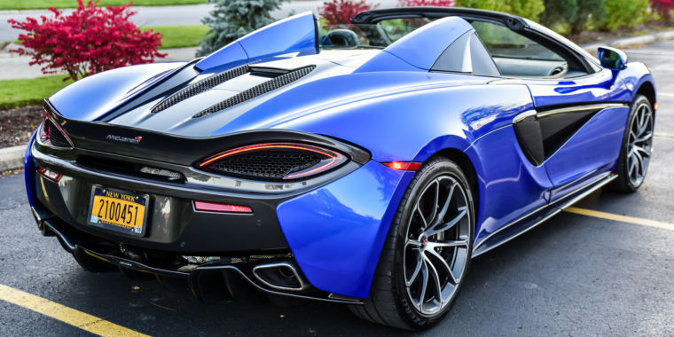 9 things I gained from driving a supercar for 3 days