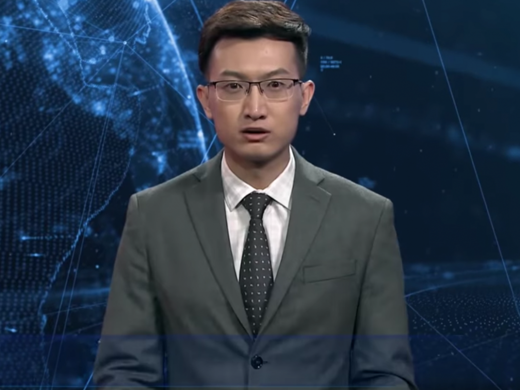China produced what it declares is the very first AI news anchor– see it in action here