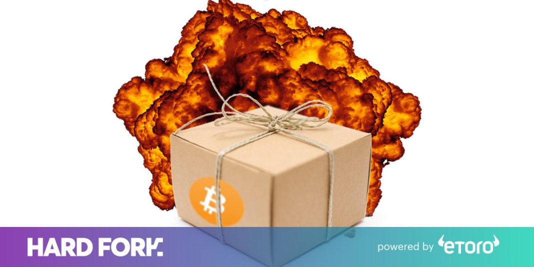 Swedish guy sentenced to 7 years in prison after sending by mail a pipeline bomb to Bitcoin exchange