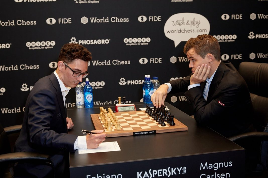 An American May Win the World Chess Champion for the first Time Given That Bobby Fischer