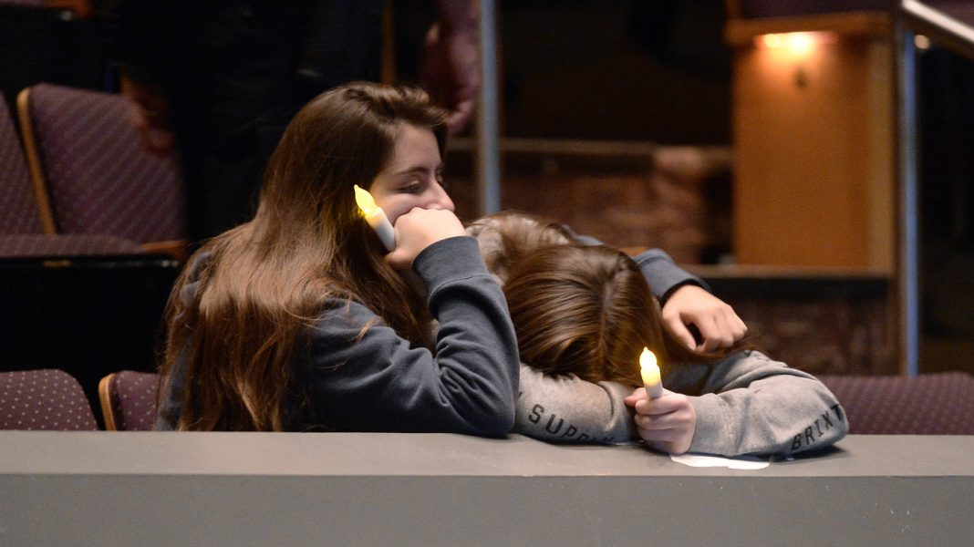 Another Mass Shooting? 'Empathy Tiredness' Is A Natural Response