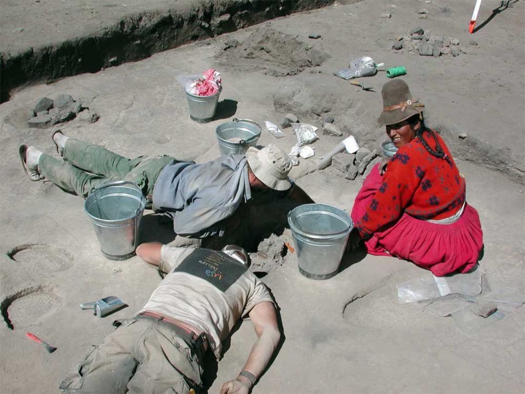 Here's How Peru's Ancient Individuals Made it through in the Treacherous Andes