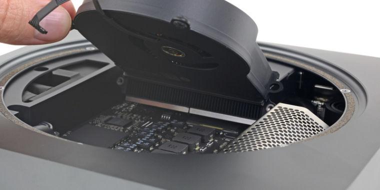 iFixit take down the Mac mini and MacBook Air