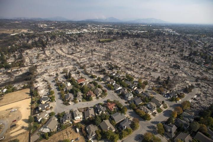 Finding Significance In The Numerous Apocalypses Of The California Wildfires