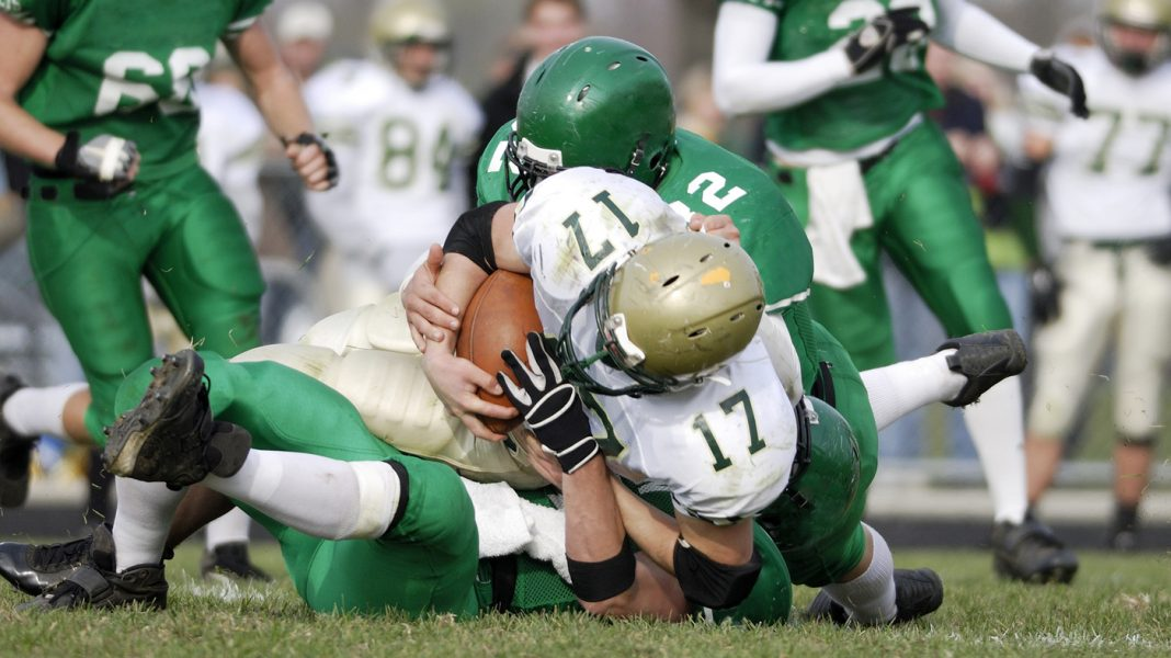 Modifications In Brain Scans Seen After A Single Season Of Football For Young Gamers