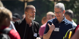 Apple fans are wagering the thriving 'services' organisation will take the sting out of an iPhone downturn– here's why they may get an uncomfortable surprise (AAPL)