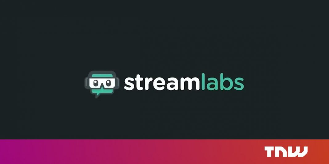 Streamlabs CEO explains structure money making tools for Twitch & & YouTube