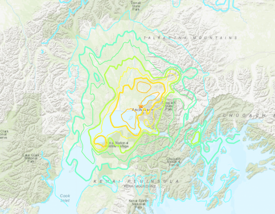 7.Zero Quake Strikes Anchorage: Right here Is Every thing You Want To Know