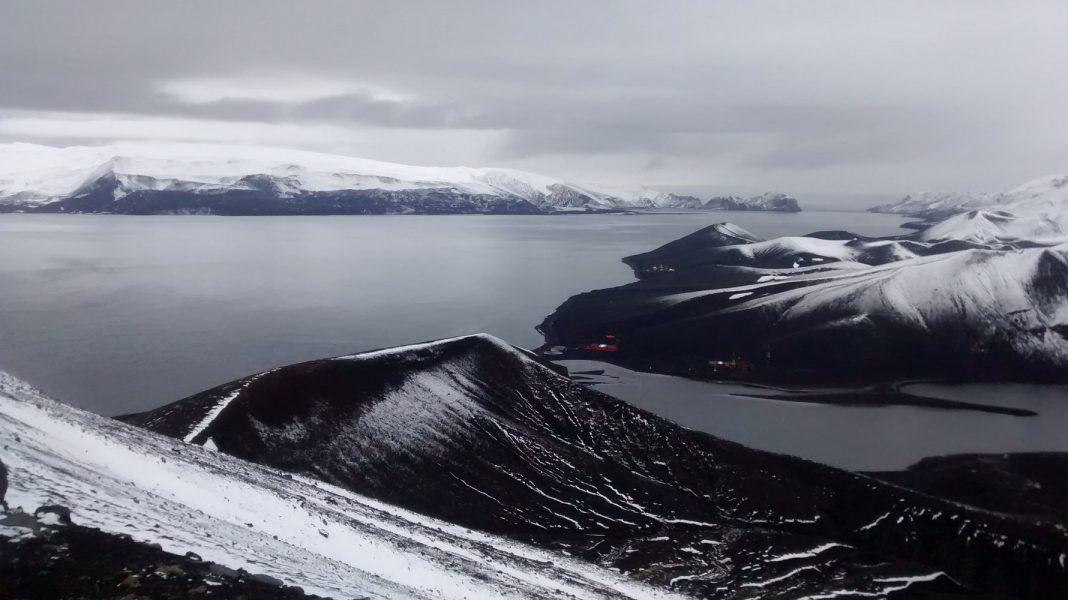 Antarctic Island Blew Up 4,000 Years Ago