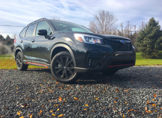 We drove a brand new $32,000 Subaru Forester SUV to see if it can take on Honda, Toyota, and Nissan– here's the decision