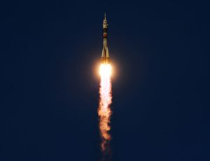 NASA, Russia launch Soyuz rocket to ISS simply weeks after failure
