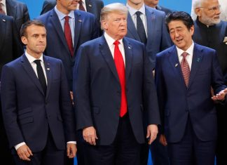 Trump Administration Stands Alone As The Remainder Of The G20 Promises To Eliminate Environment Modification