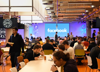 We got an unique trip inside Facebook's engineering workplace in London– here's what we saw