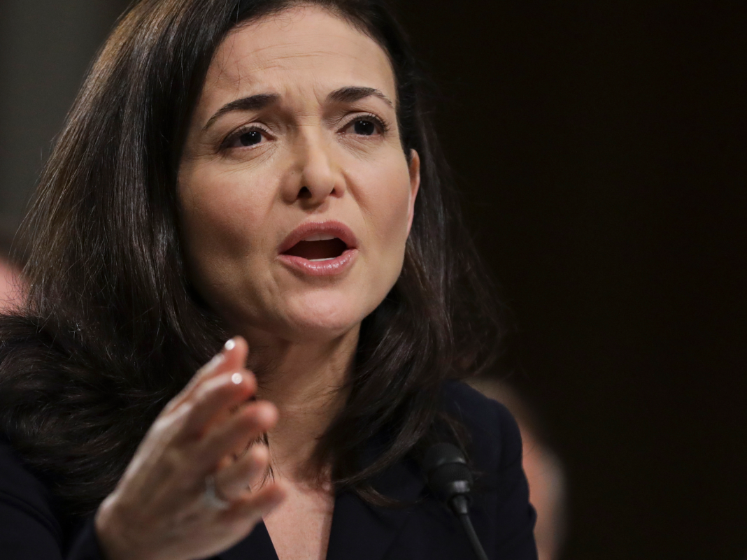 Facebook's board backs COO Sheryl Sandberg over her calls to examine George Soros (FB)