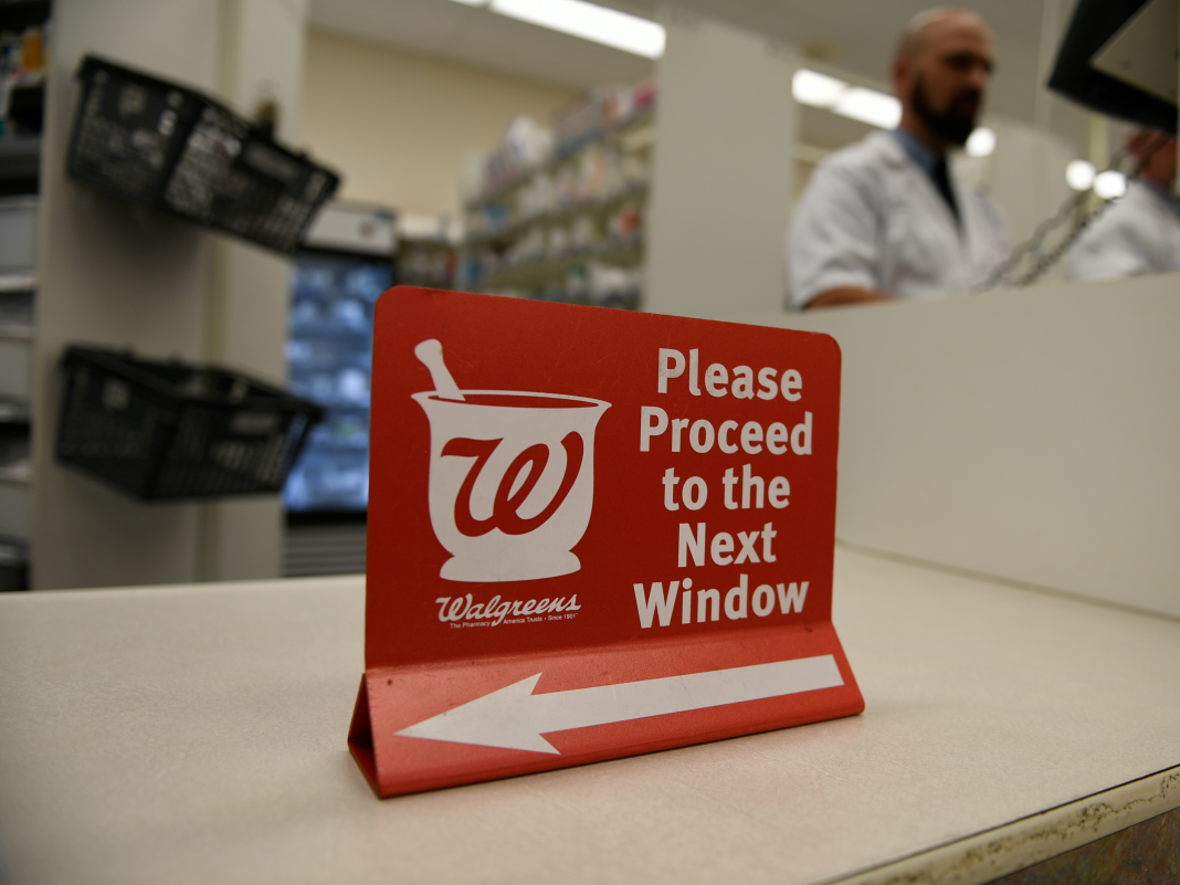 Walgreens is doubling down on Amazon's essential strength, and it might alter the method you get your prescriptions (WBA)
