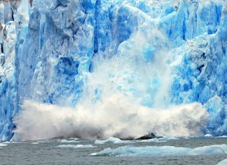 Ice loss in Greenland is Speeding Up