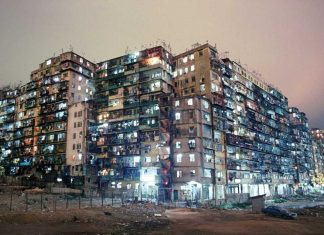 Inside Hong Kong's lawless 'walled city'– the most congested put on Earth for 40 years