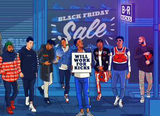 With B/R Kicks, Bleacher Report is wagering the buzz around streetwear can sustain its next service