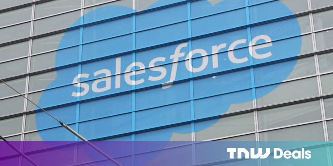 End up being licensed as a Salesforce Trendsetter with the assistance of this $24 total package