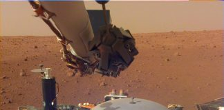 InSight's Robotic Arm is Prepared to go to Work