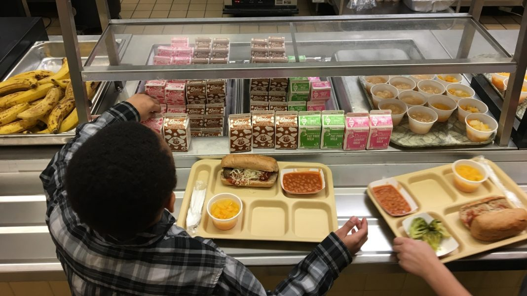 More Salt, Less Whole Grains: USDA Relieves School Lunch Nutrition Rules
