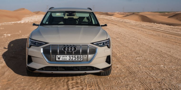 We have actually driven Audi's very first correct electrical vehicle, the 2019 e-tron SUV