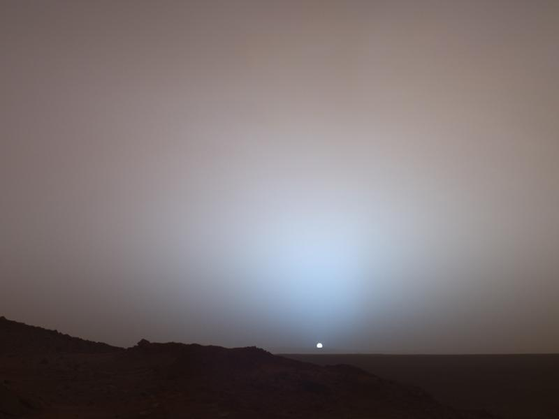 This Is What Mars Seems like, As Taped By NASA's InSight Robotic