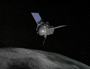 NASA's on an objective to gather area dirt from a possibly killer asteroid video
